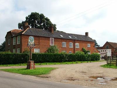 Ashby Village Sign