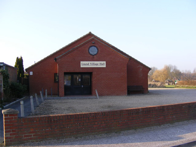 Lound Village Hall