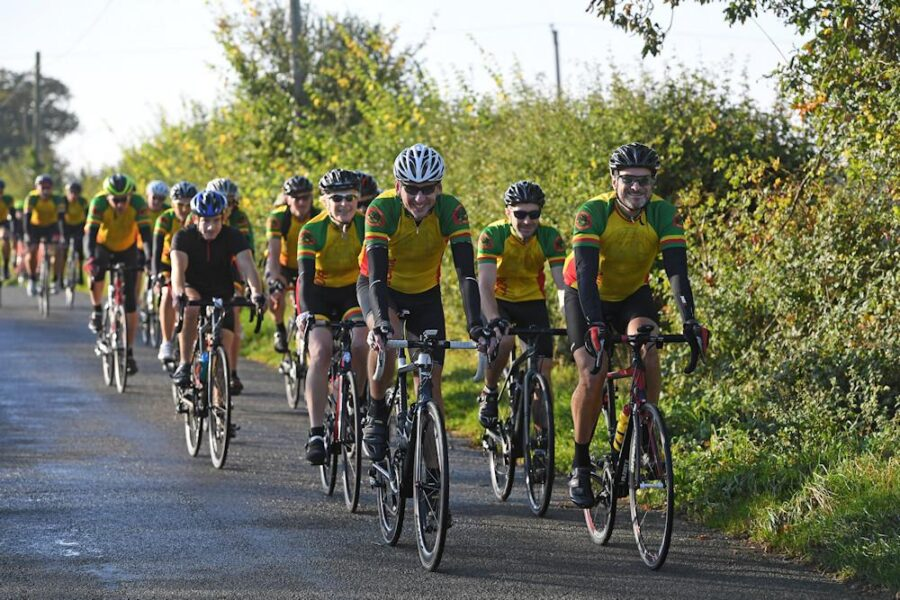 Godric CC 50-mile Reliability Ride Cue Sheet
